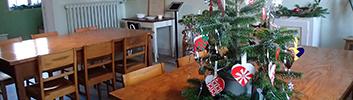 Tirsdag d. 5. december - fredag d. 22. december: Jul på Fattiggården
