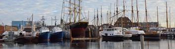 Onsdag d. 4. oktober kl. 14-16: Frederiksøen - skibe af træ og stål. Omvisning v. Nils Valdersdorf Jensen