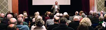 Mandag d. 27. marts kl. 19: Årsmøde i Museumsforeningen plus foredrag for alle