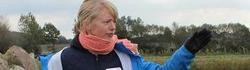 """Torsdag d. 30. november kl. 16.30-17:30: """"Døden i middelalderen"""". Foredrag og omvisning v. Marie Vang Posselt"""