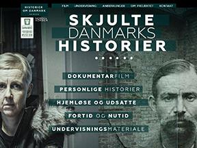 Anmeldelse i Folkeskolen af Skjulte Danmarkshistorier