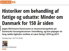Interview til Avisen.dk