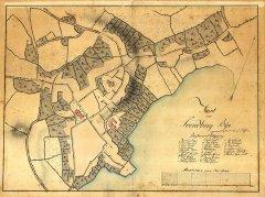 Peter Steffens kort fra 1798