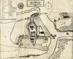 Resen. Svendborg Købstad 1670