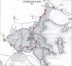 Svendborg 1860
