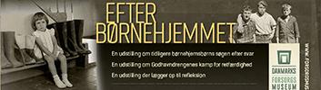 """Tirsdag d. 20. november kl. 14-16: Udstillingseksperimentet """"Efter børnehjemmet"""" åbner"""