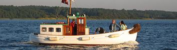 Torsdag d. 23. august kl. 19: Tur med postbåden HJORTØ for medlemmer af HJORTØs Venner