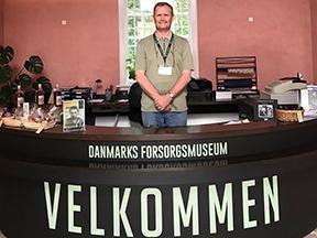 Jobopslag: Museumsvært - flexjob