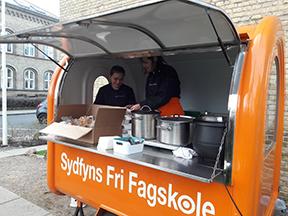Suppekøkken på Fattiggården