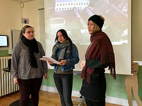 Danske og tyske socialrådgiverstuderende