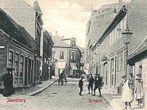 Historisk Shopping