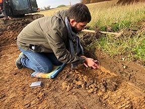 Tysk forskning i arkæologi