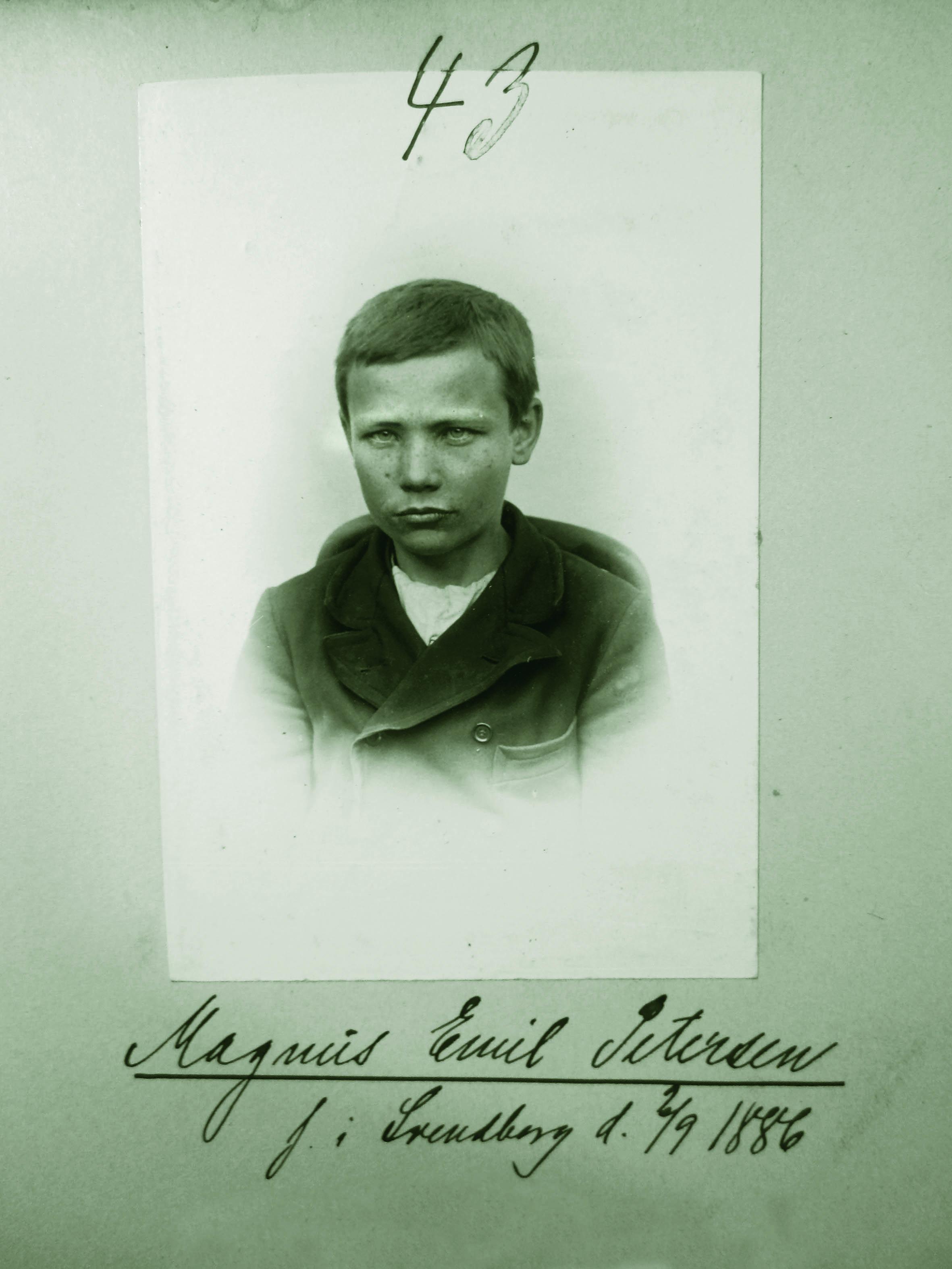 Magnus Emil Petersen