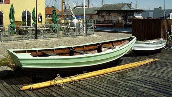 HJORTØ udveklser passager med Ærøfærgen